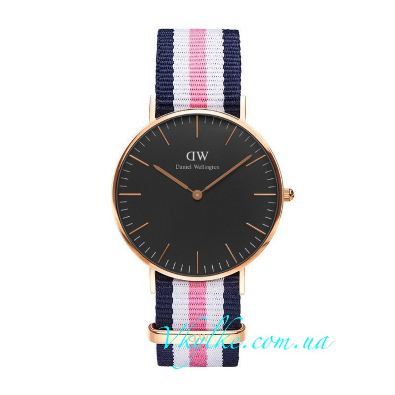 Часы DANIEL WELLINGTON BLACK SOUTHAMPTON